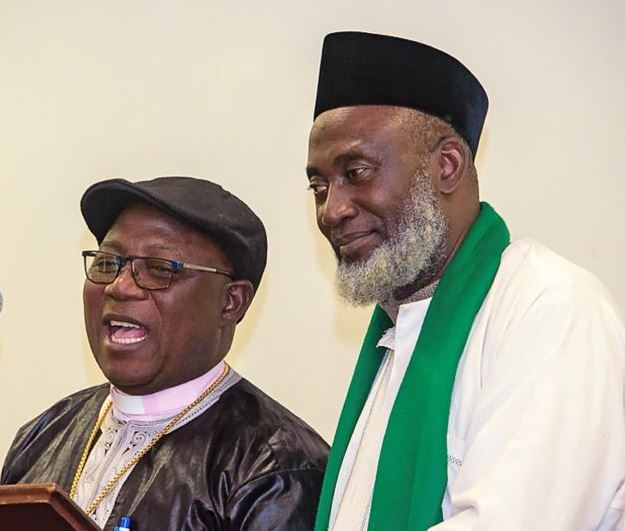 The Imam and the Pastor