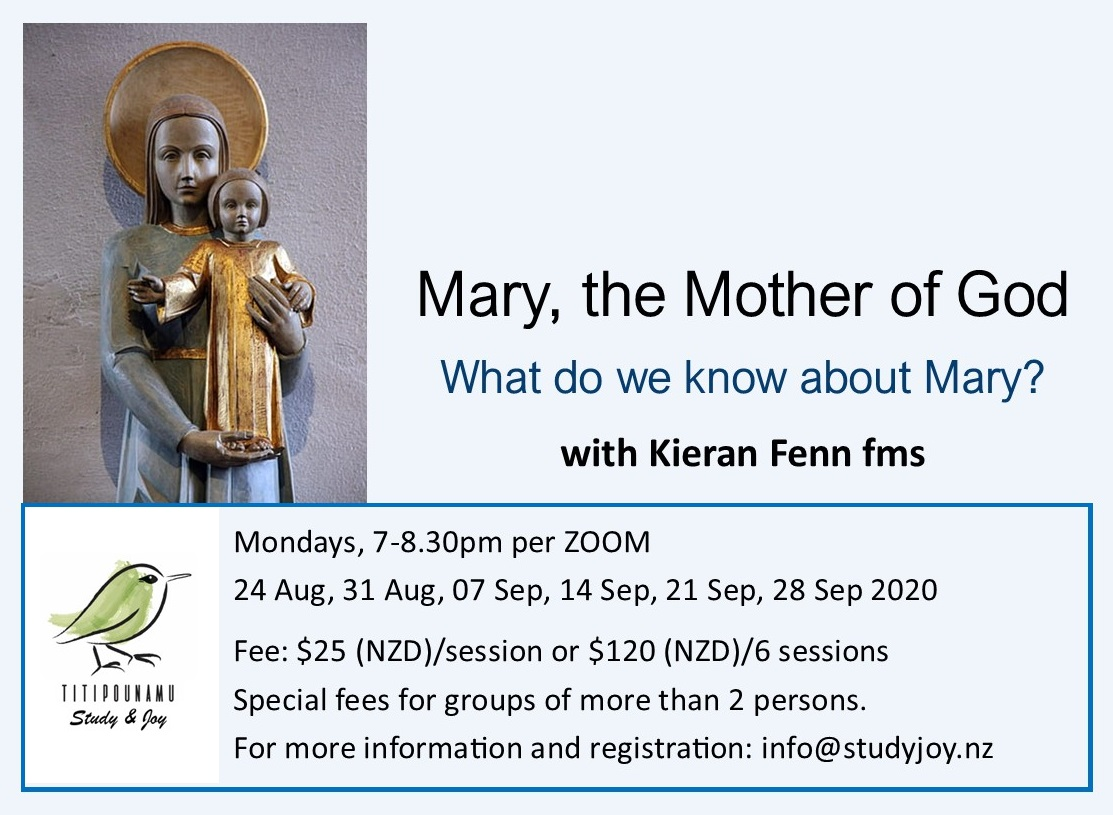 Interviews with Br Kieran Fenn on Mary, the Mother of God