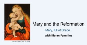 Interview with Br Kieran Fenn fms