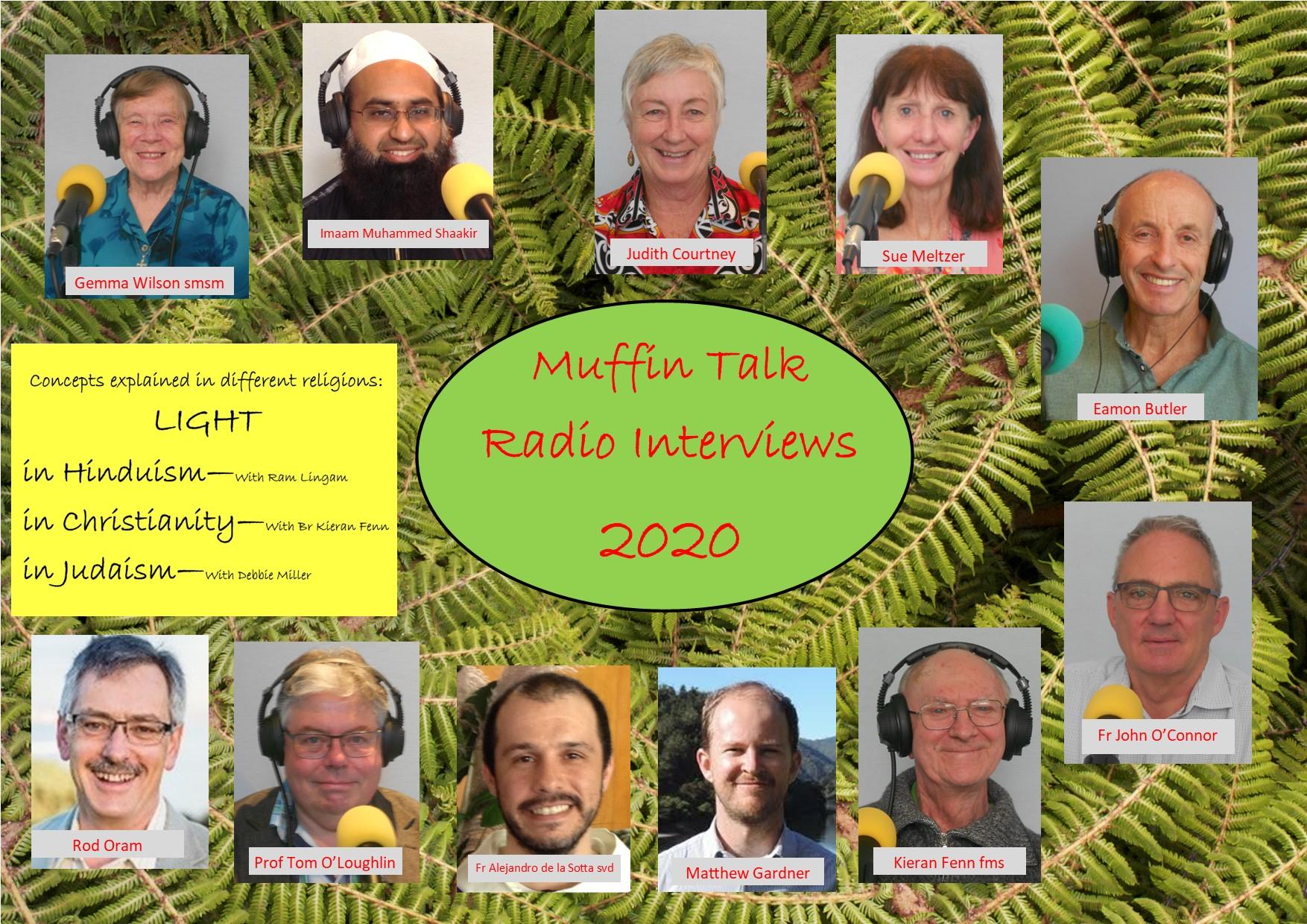 Muffin Talk Programmes 2020