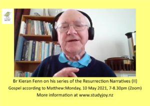 Br Kieran Fenn – Interview on the Resurrection Narratives (II)