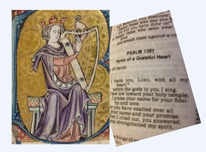 Br Kieran Fenn – New Course on Psalms