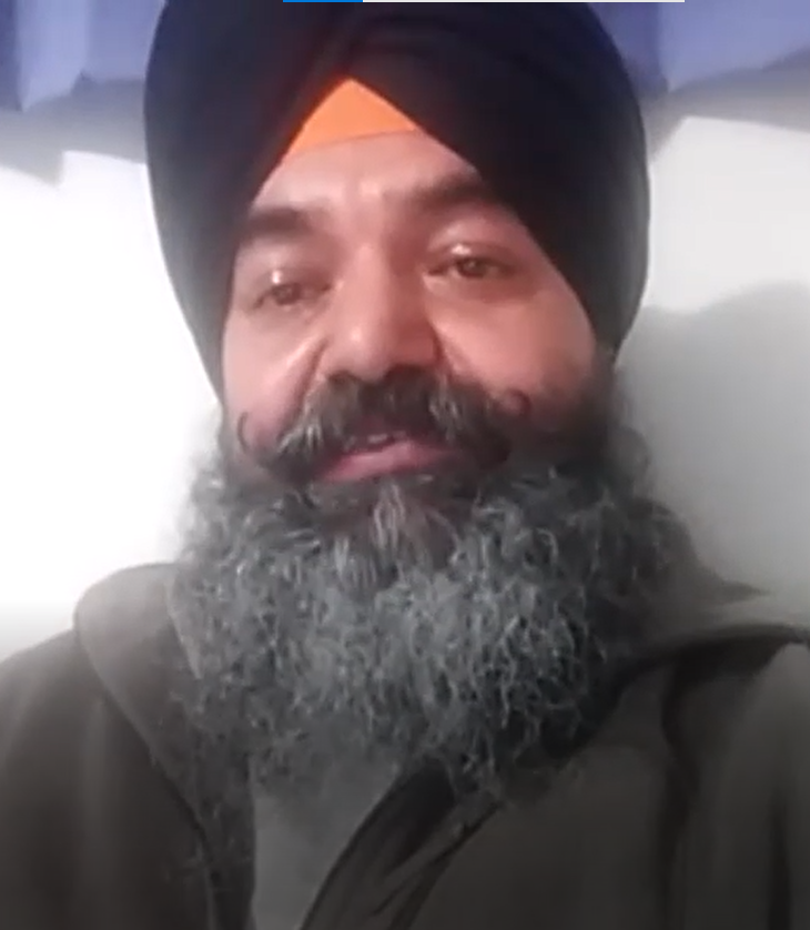 Verpal Singh – Interview on the Sikh Religion