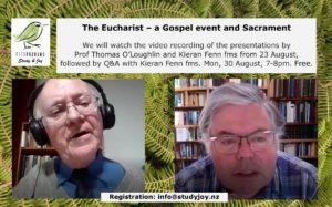 The Eucharist – Muffin Talk
